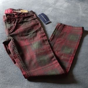 Ralph Lauren Bowery Skinny Jeans - Size 10 NWT
